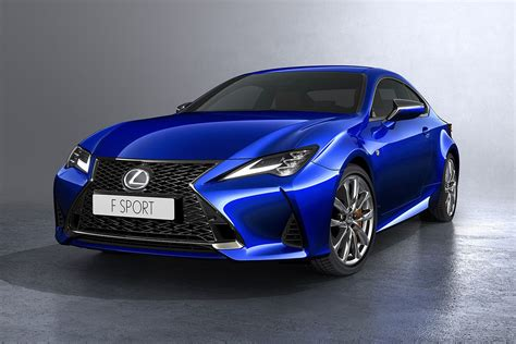 2019 Lexus Coupe by 2019 Lexus Rc Coupe 3 Updates To Look Forward To In
