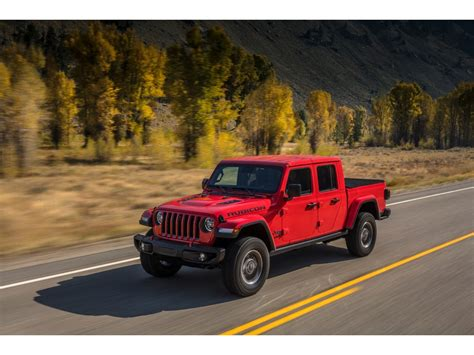 Jeep Truck 2020 Price by 2020 Jeep Gladiator Prices Reviews And Pictures U S