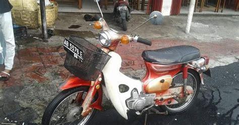 Jual Alarm Motor Yogyakarta juragan motor antik jogja jual honda kalong sipitung c70