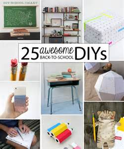 Online Shopping Sites Home Decor 8 awesome back to school diys babble