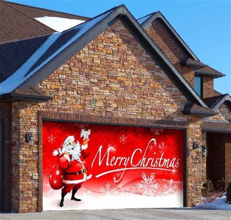1000 images about christmas garage door decor on pinterest garage doors santa and reindeer