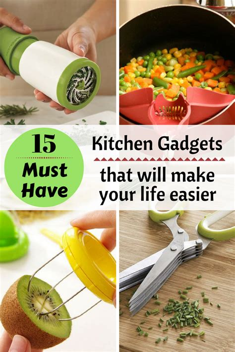 must have kitchen gadgets 15 must have kitchen gadgets that will make your life
