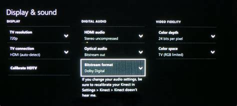 format audio hdmi bitstream xbox one march update brings dolby and bitstream audio