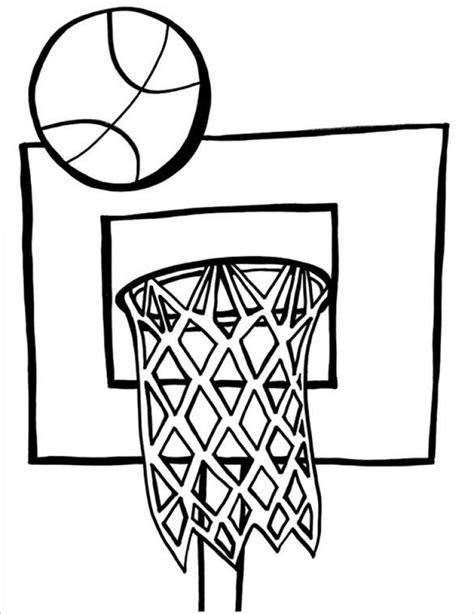 basketball game coloring pages get this printable basketball coloring pages online 387833