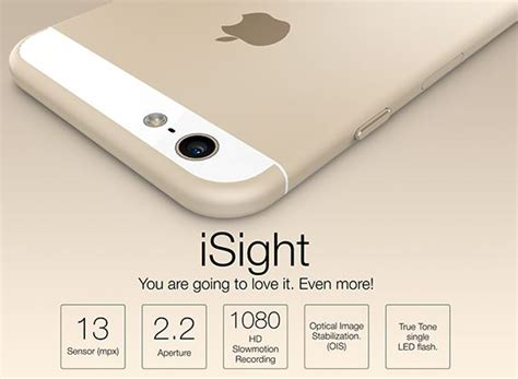 iphone 6 megapixel new iphone 6 concept without antenna breaks looks