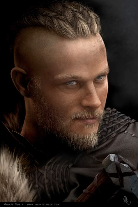 ragnar hair style professional ragnar lothbrok by marciacosta by mcvisuals on deviantart