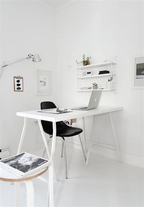 minimalist workspace 10 minimalist home offices to inspire decordove