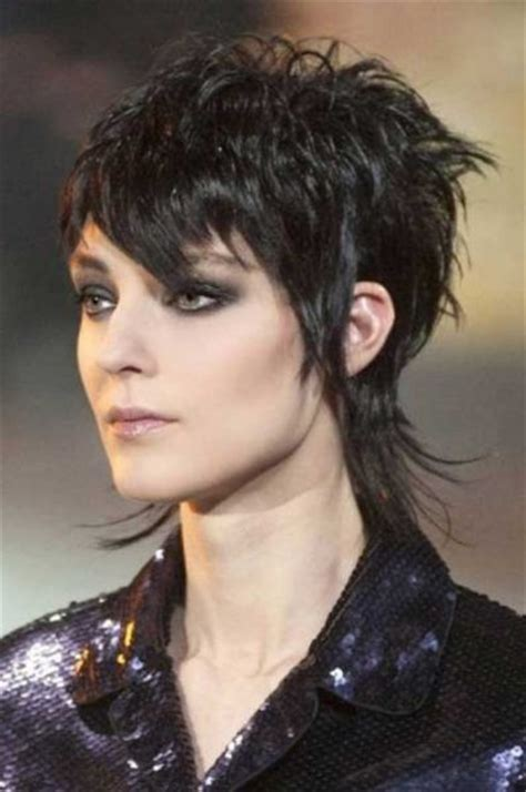 edgy mullet hairstyles 1653 best images about pixie haircuts on pinterest short