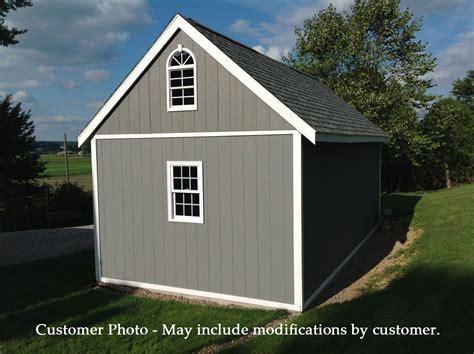 barns arlington  wood shed kit  sale  fast