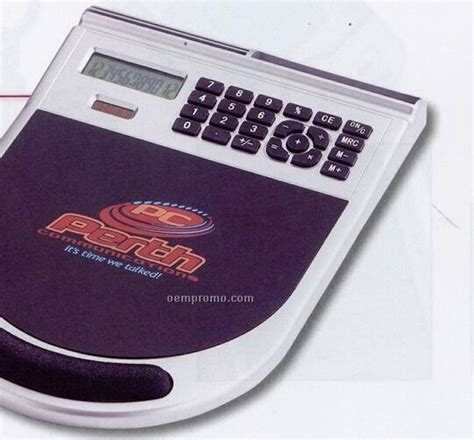 Smooth Mouse Pad Black Promo calculators china wholesale calculators
