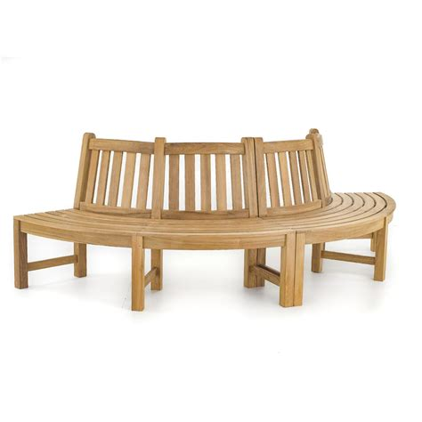 curved back bench press westminster teak tree trunk bench surrounds tree