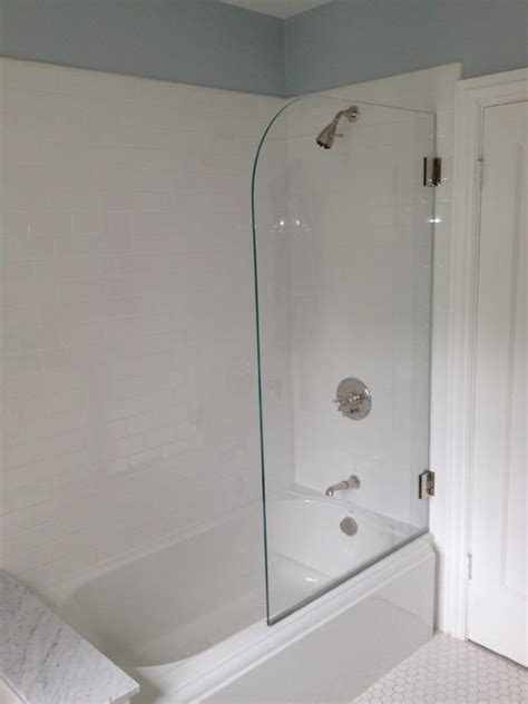 bathtub shower doors with mirror creativeagi shower door mirror co contemporary