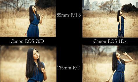 50mm 1 4 On Frame Vs Crop by Crop Vs Frame Sensor How Different Cameras Perform