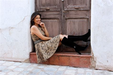 how to wear with boots how to wear boots with dresses v style