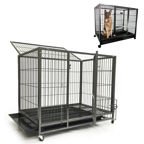 portable crates pin portable kennels chain link large crate carriers pet on