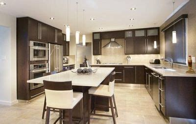 dark kitchen cabinets with light floors dark cabinets light counter tile floor for my kitchen