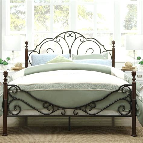 incredible white metal headboard queen and pottery barn