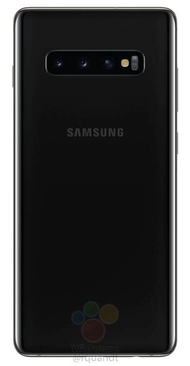 samsung galaxy  renders reveal gradient color option