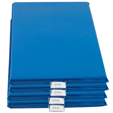 1 germ free mats angeles germ free no fold rest mat 2 quot thick 4 pack