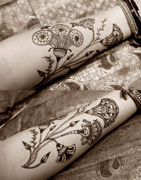henna tattoo quebec lotus sca lotus and