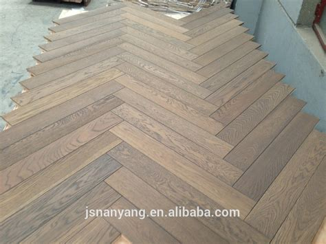 2 layer Grey Oak Parket Wood Flooring   Buy European White