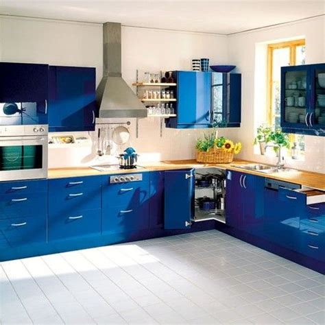 cocinas coloridas decoracion de interiores cocinas