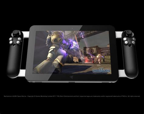 psp themes razer razer announces project fiona gaming tablet concept