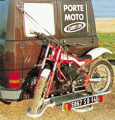Porte Scooter Pour Voiture by Porte Moto Sur Attelage 4x4 Voiture Et Cing Car Porte