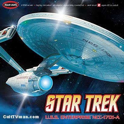 starship enterprise model with lights building the 1 350 refit enterprise culttvman s