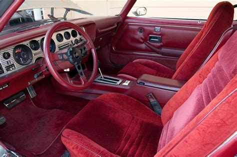 1979 Trans Am Interior by Object Moved