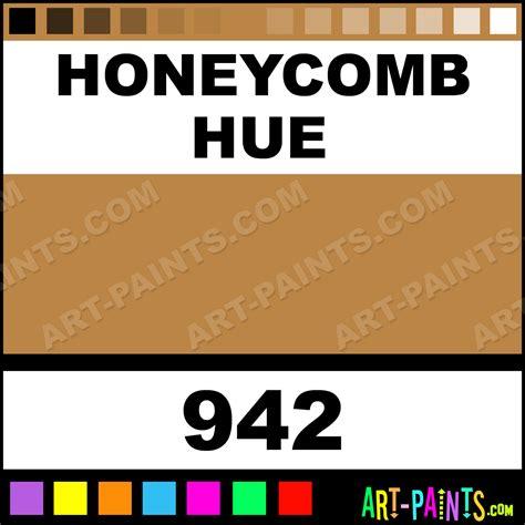 honeycomb folk acrylic paints 942 honeycomb paint honeycomb color plaid folk paint