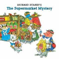 richard scarry, growing up and book on pinterest