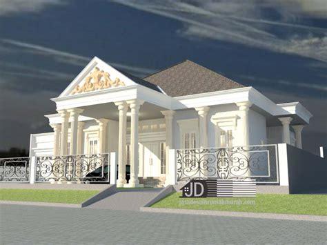 desain tak depan rumah eropa desain rumah klasik di aceh bapak rahmatullah jasa