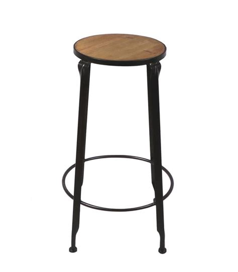 Tabouret De Bar Noir 1631 by Tabouret Metal Noir Free Tabouret Ancien Rglable With