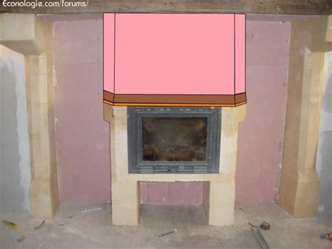 platre refractaire cheminee demande conseils pour installation insert forums des