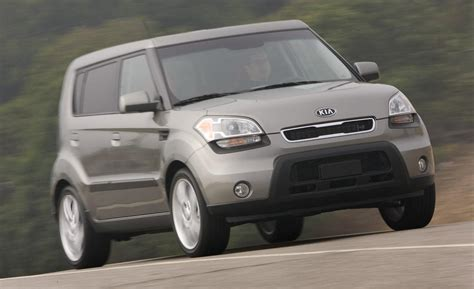 2010 Kia Soul Sport Review Car And Driver