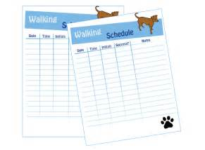 free printable walking charts collections