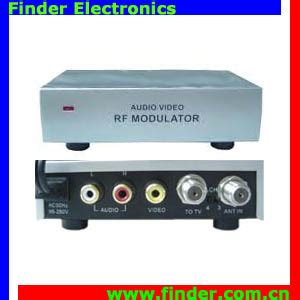 Sale Av To Rf Converter av rf audio converter av to rf modulator with 3ch or 4ch output buy audio module
