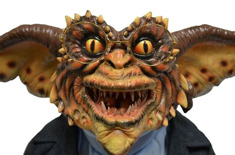 Scary Home Decor by Gremlins 2 Brain Gremlin Prop Replica Stunt Puppet