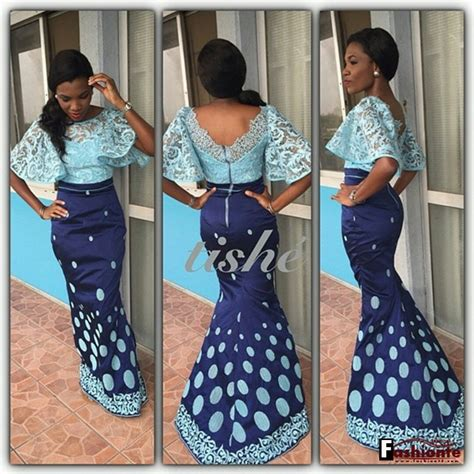nigerian aso ebi dress style and designs 50 latest nigerian lace skirt and blouse ankara styles