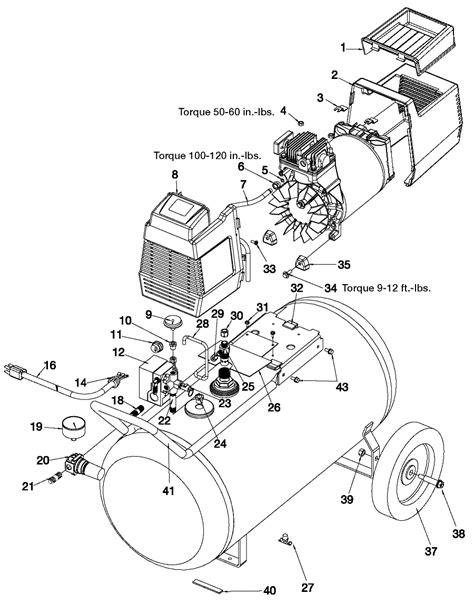 devilbiss acbf630 parts master tool repair