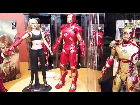 1 6 Scale Toys Mms311 Iron 3 Pepper Potts Set W A unboxing gwyneth paltrow as toys pepper potts mk 9 1 6 scale 311 limited edition