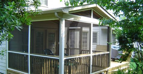 back porch ideas casual cottage screened in porch casual cottage