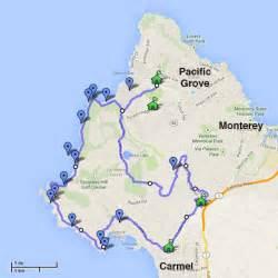 17 mile drive pebble ca california beaches