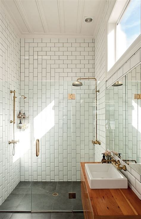 bathroom pattern subway tile patterns modern bathroom urbis magazine
