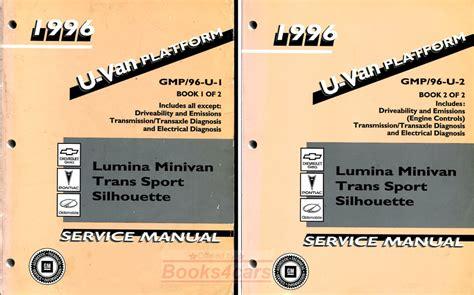 owners manual chevy lumina 1996 96 329768 ebay pontiac manuals at books4cars com