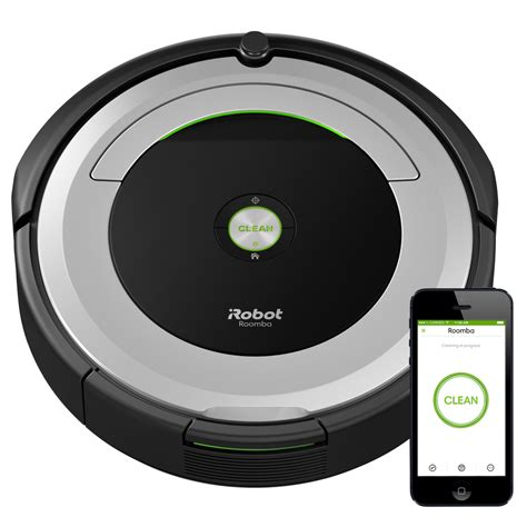 irobot vaccum shop irobot roomba 690 robotic vacuum at lowes