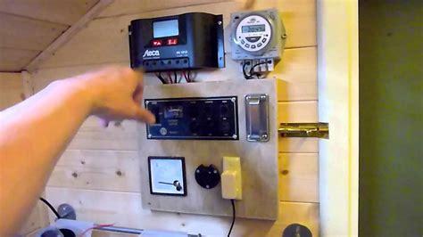 solar shed  youtube