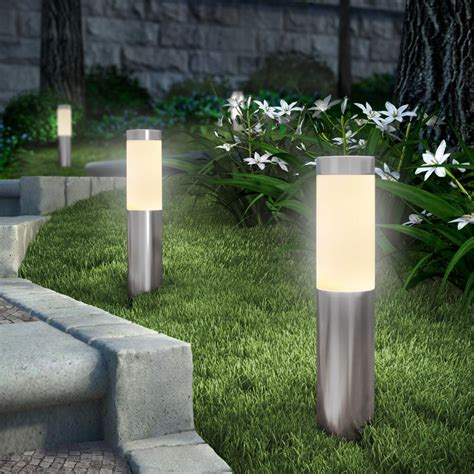 solar powered bollard lights image gallery solar bollards