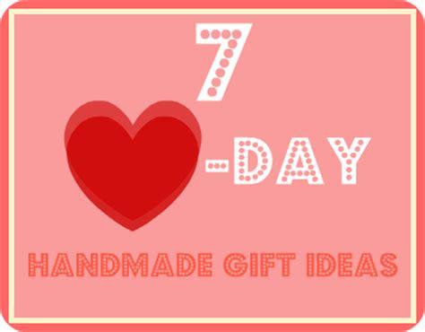 S Day Handmade Gifts - craftionary
